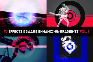 FX & Image Enhancing gradients vol.3