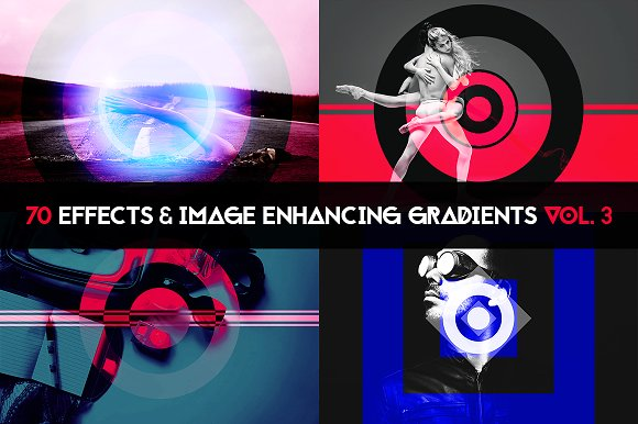 FX Image Enhancing Gradients Vol.3