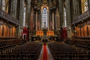 Epic French Cathedral