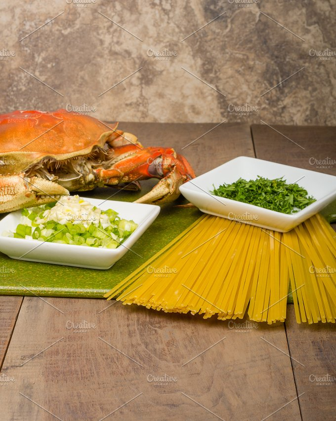 Dungeness crab ingredients food drink photos on for Cuisine 5 ingredients