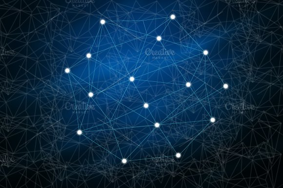 Abstract Line Network