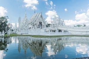 Wat Rong Kun Temple