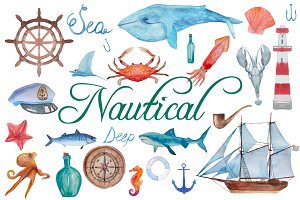 Nautical pack