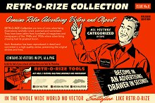 Retr-o-rize Collection - Issue #0