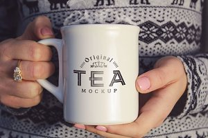 Cup of Tea Mock-up#7