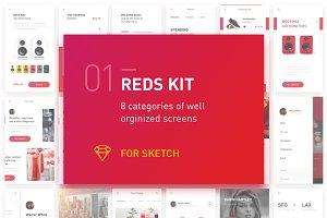 REDS UI Kit