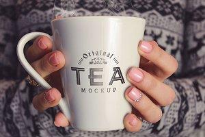 Cup of Tea Mock-up#11