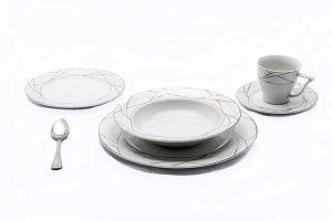 Glassware dishware