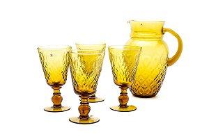Glassware tableware