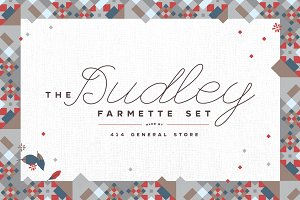 Dudley Farmette Pattern Set + Bonus