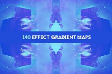 140 Effects gradient map pack by  in Gradients