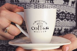 Coffee Mug Mock-up#24