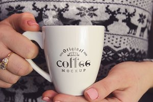 Coffee Mug Mock-up#25