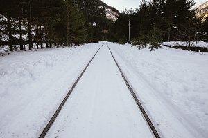 Railway track