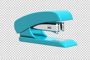 Stepler - 3D Render PNG