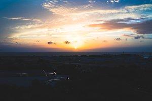 Albert Whitted Sunrise