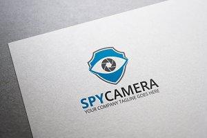 Spy Camera Logo
