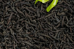 Background of black tea.