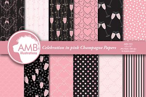 Pink Champagne papers, 1562