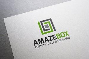 Amaze Box Logo