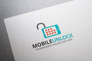 Mobile Unlock Logo