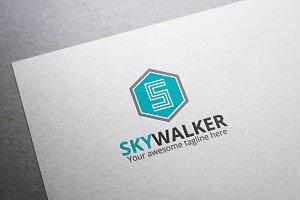 Skywalker S Letter Logo