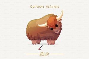 ♥ vector yak & giraffe weevil
