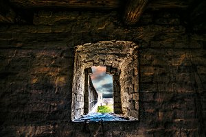 window in freedom