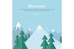Mountaineering Mountain Climbing Alpinism concept
