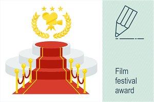 Film festival award
