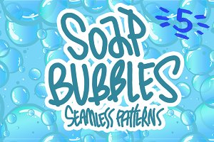 Soap Bubbles Pattern Set