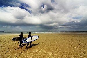 surfers women