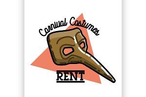 carnival costumes rent emblem