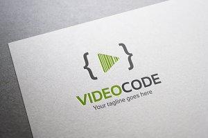 Video Code Logo