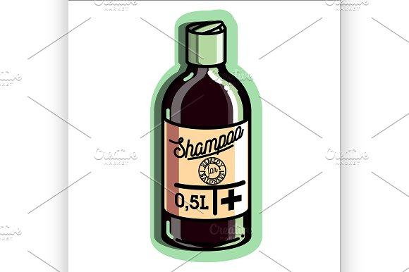 Remedy For Baldness Emblem