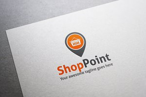 Shop Point Logo