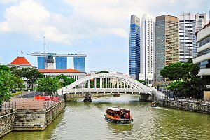 Singapore boat cruise