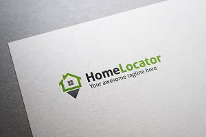 Home Locator Logo