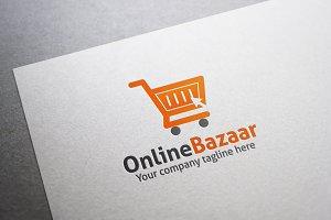 Online Bazaar Logo