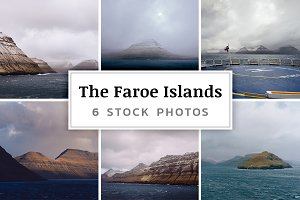 The Faroe Islands – 6 Stock Photos