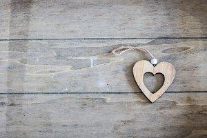 St. Valentines concept