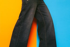 Women's jeans Trendy jeans