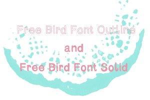 Freebird Font