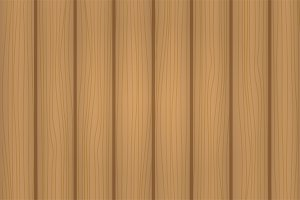 Hand drawn vector wooden texture
