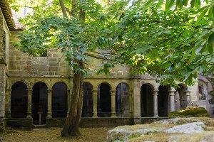 Monastery of Santa Cristina, Galicia