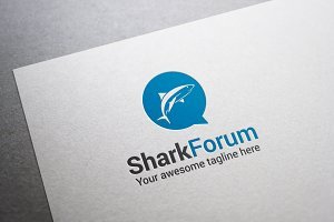 Shark Forum Logo