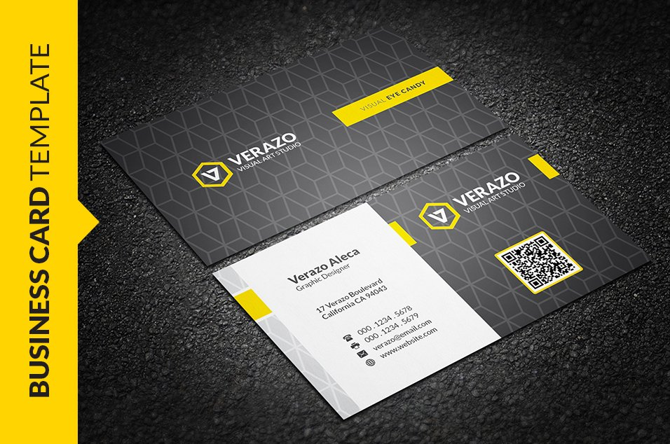 Stylish Corporate Business Card