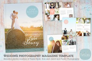 PG004 Wedding Photography Magazine