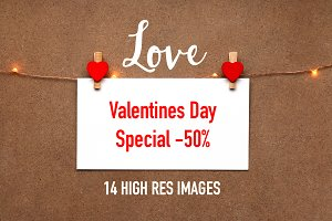 LOVE Photo Pack - Valentines Day-50%