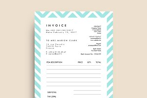 Invoice / Receipt Template for Word